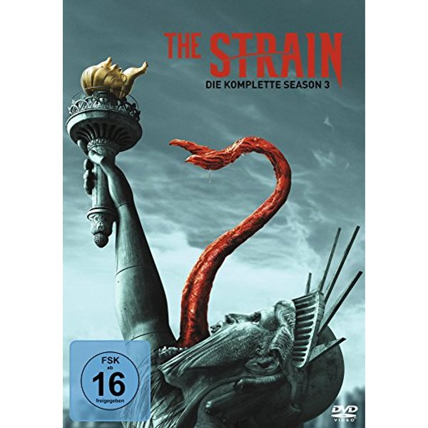 The Strain - Die komplette Season 3 [4 DVDs]