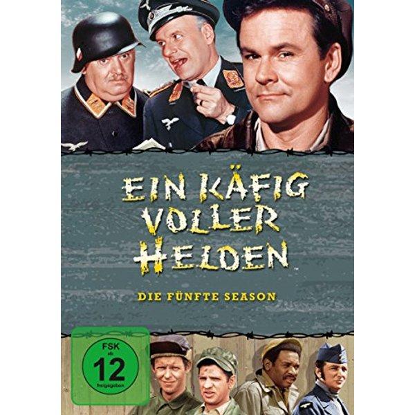 Ein Käfig voller Helden - Season 5 [4 DVDs]