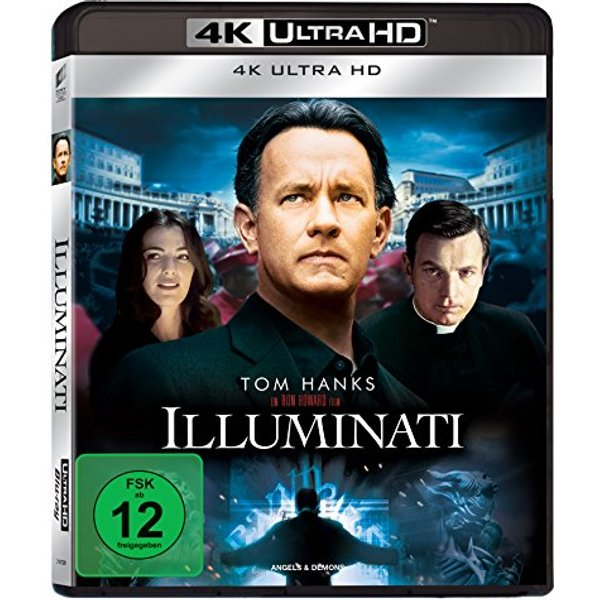 Illuminati (4K Ultra HD)