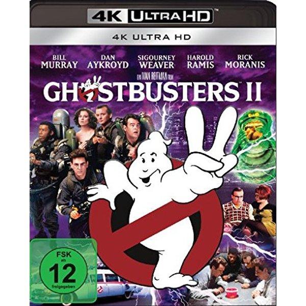 Ghostbusters 2 - Sie sind zurück (4K Ultra UHD)