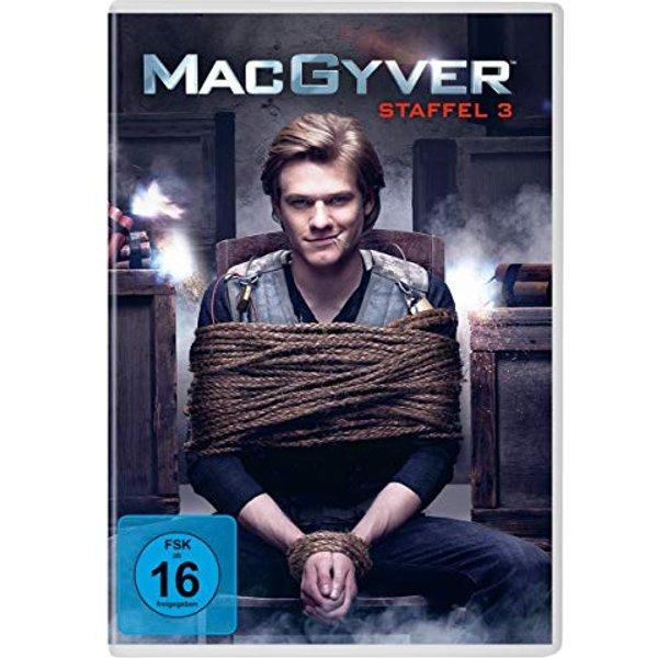 MacGyver - Staffel 3 (Reboot) [6 DVDs]