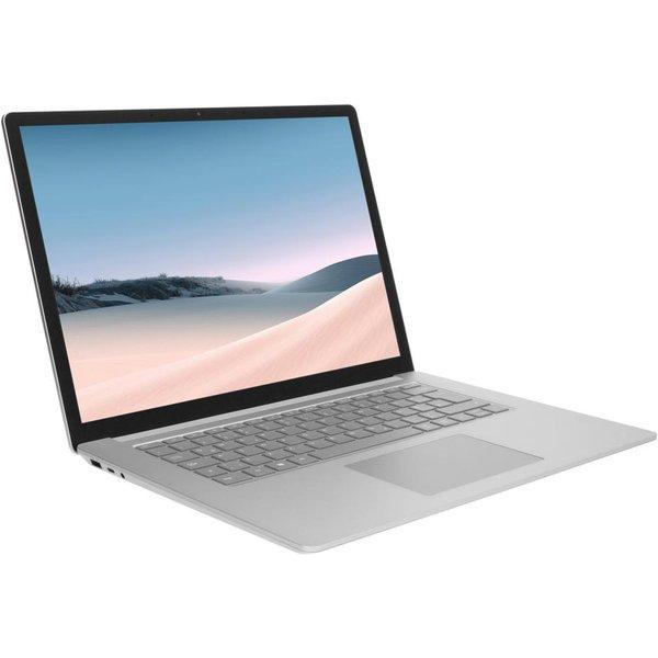 "Microsoft Surface Laptop 3 15"" (QWERTZ) 1,30GHz i7 512Go SSD 16Go platin - comme neuf"