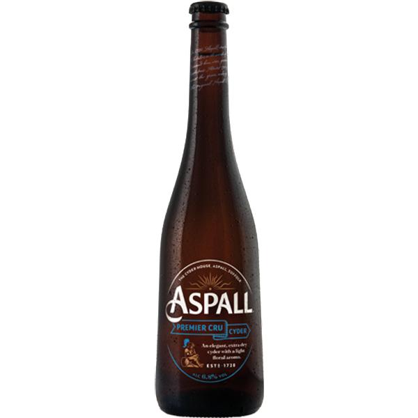 Aspall Premier Cru Cider 6x500ml Bottle