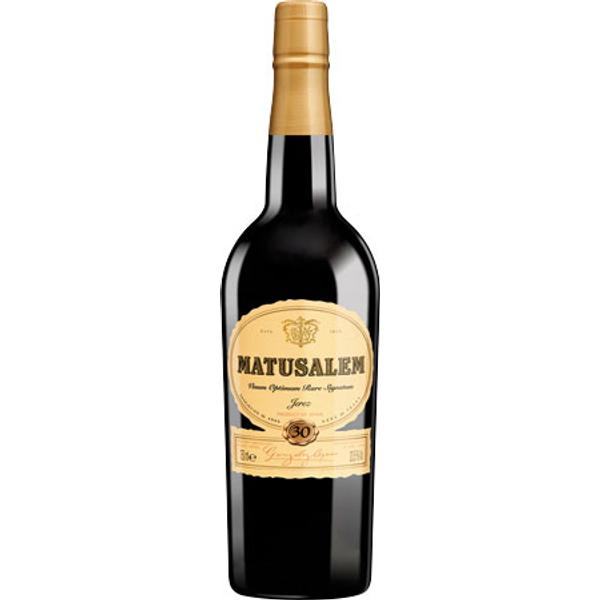 Matusalem 30-Year-Old Oloroso Sherry Gonzalez Byass Half Bottle