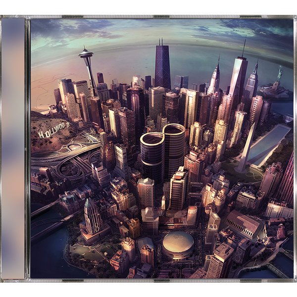 Foo Fighters - Sonic highways - CD - standard