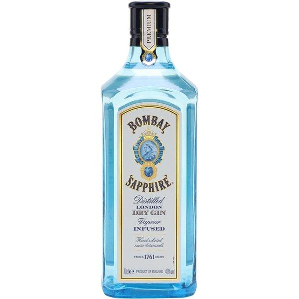 Bombay Sapphire London Dry Gin 0,7 L 40%