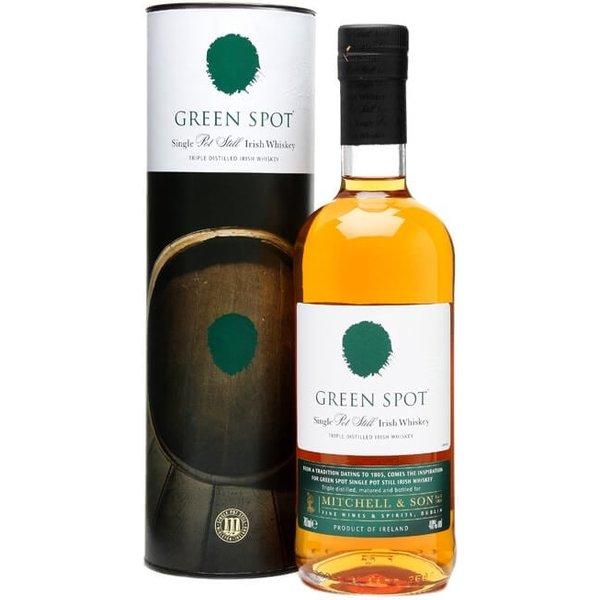 Whisky Green Spot Irish Pot Still (5011007008482)