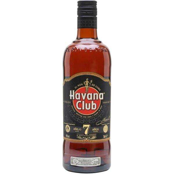 Havana Club Anejo 7 Year Rum 70cl (8501110080439)