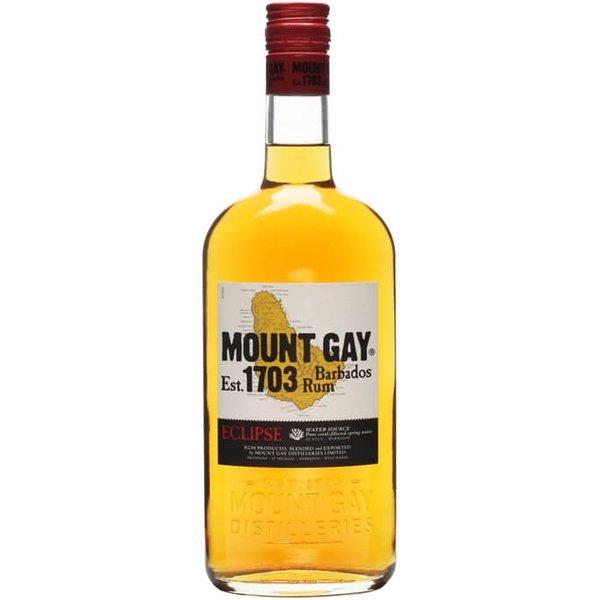 Mount Gay Eclipse Handcrafted Rum Barbados (9501007100508)