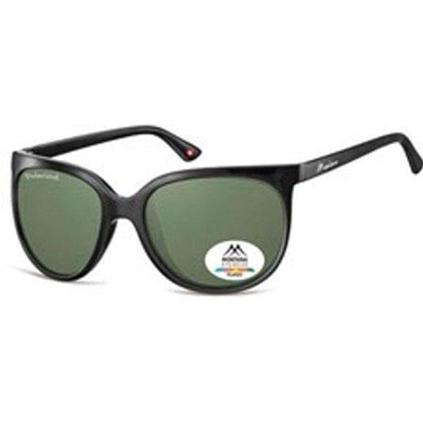 sonnenbrille Damen Wanderer schwarz/grÃ?¼n (Mp19)