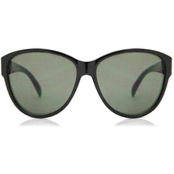 sonnenbrille Damen Kat.3 schwarz/silber (Ms150A)