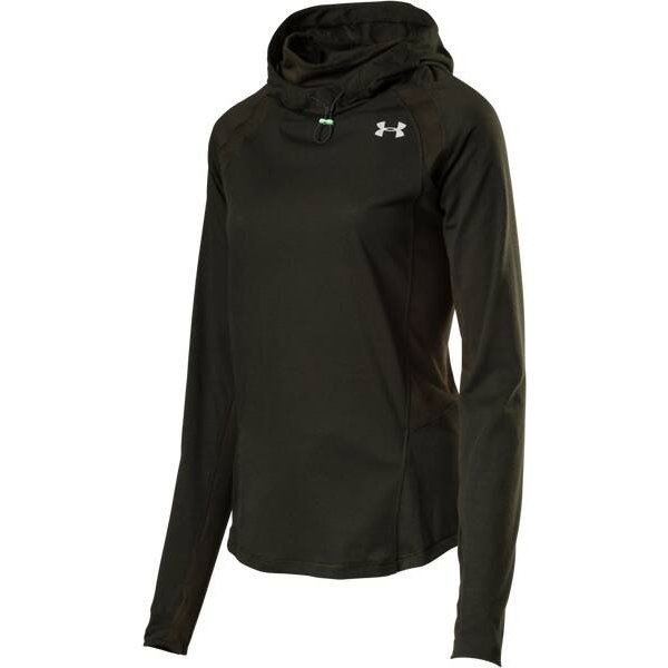 UNDER ARMOUR Damen UA SWYFT FUNNEL HOODIE