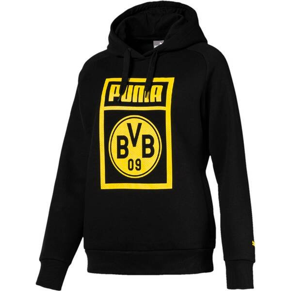 PUMA Kapuzenpullover »Borussia Dortmund Fanwear«