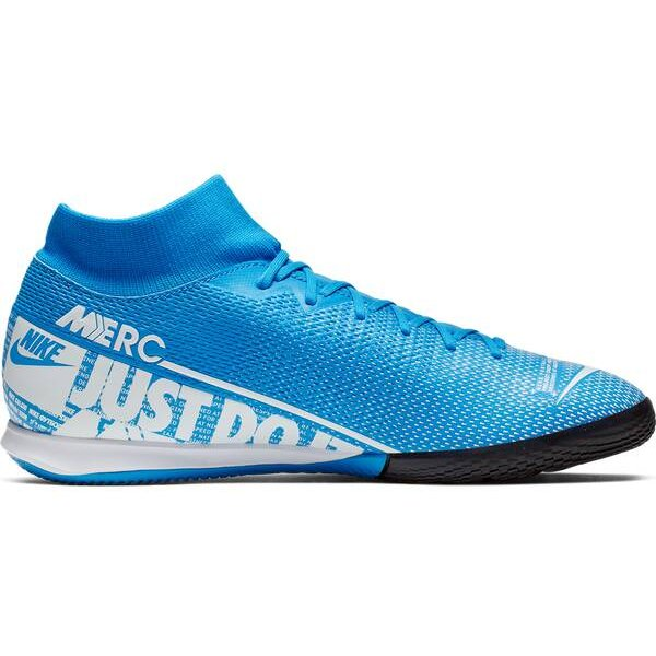 Nike Mercurial Superfly 7 Academy IC Indoor/Court Football Shoe - Orange