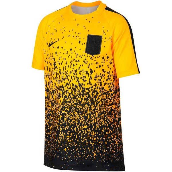 NIKE Kinder Fußballshirt Dry Neymar Academy Kurzarm