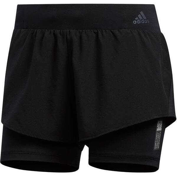 """adidas Women's Adapt Short 3"""" - Large Black   Shorts"""