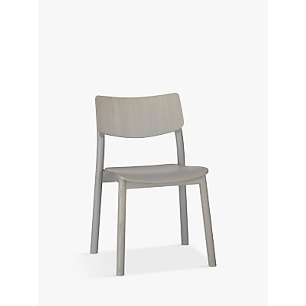 67. Design Project by John Lewis No.036 Dining Chair, Grey: £199, John Lewis
