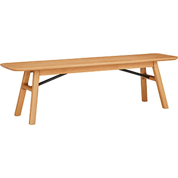 2. Design Project by John Lewis No.036 Dining Bench, Oak: £350, John Lewis