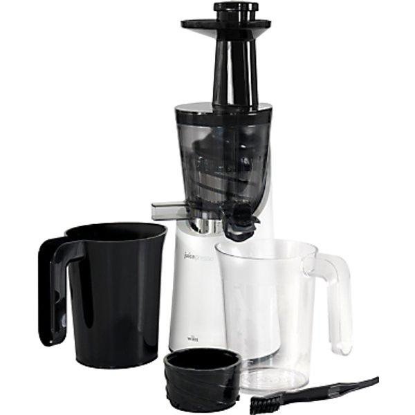 1. Witt Smoothie Juicepresso Slow Juicer, White: £299, John Lewis