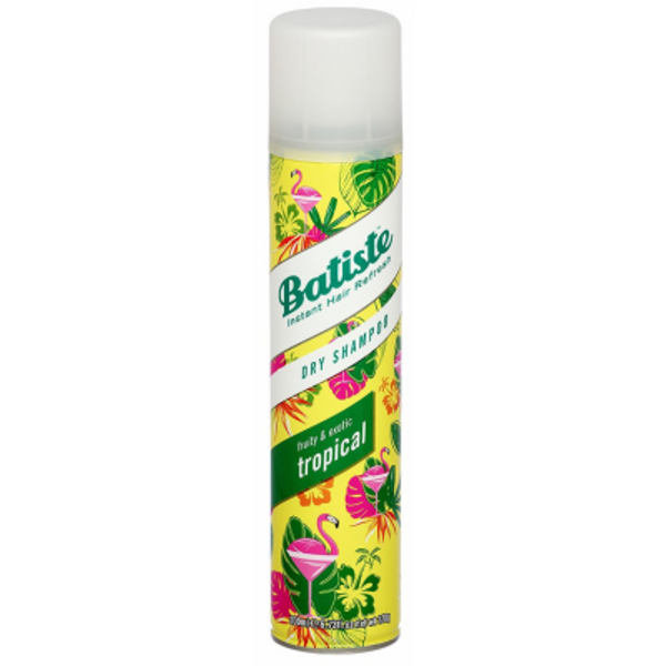 Batiste Tropical Dry Shampoo 200ml (5220)