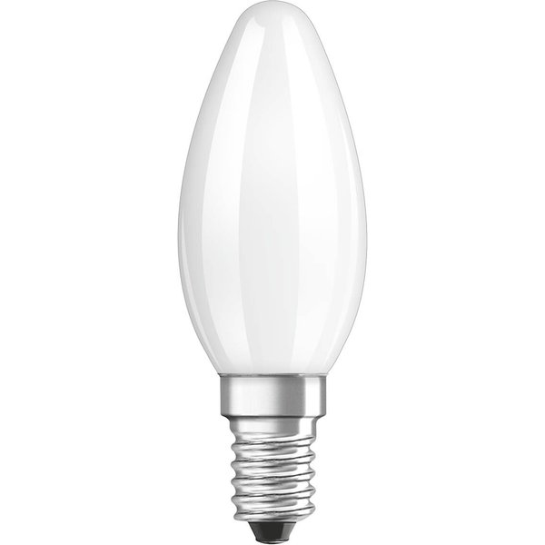 OSRAM ampoule flamme LED E14 2,5W 827 250lumens