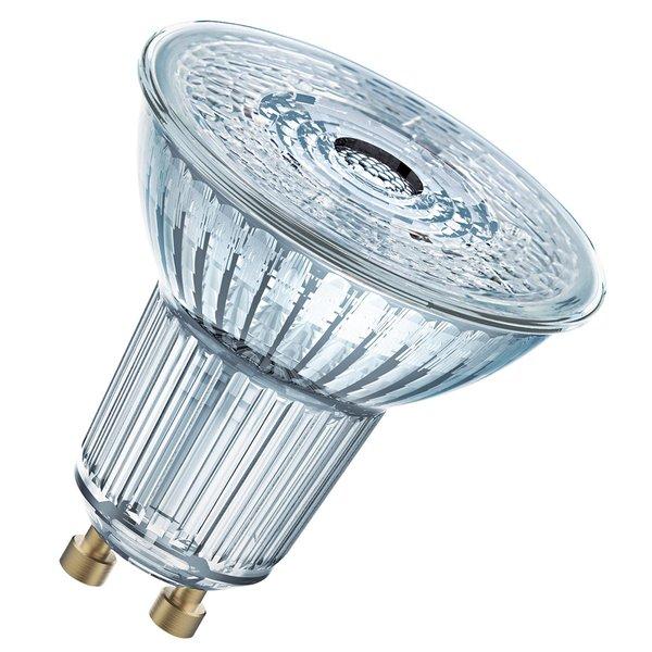 OSRAM LED-Glas-Reflektor GU10 5,5W 940 36° dimmbar