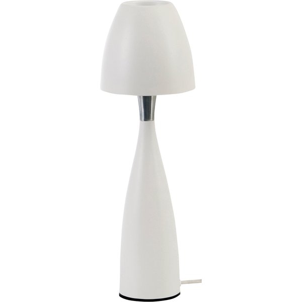 Table lamp Anemon in white - height 49.7cm