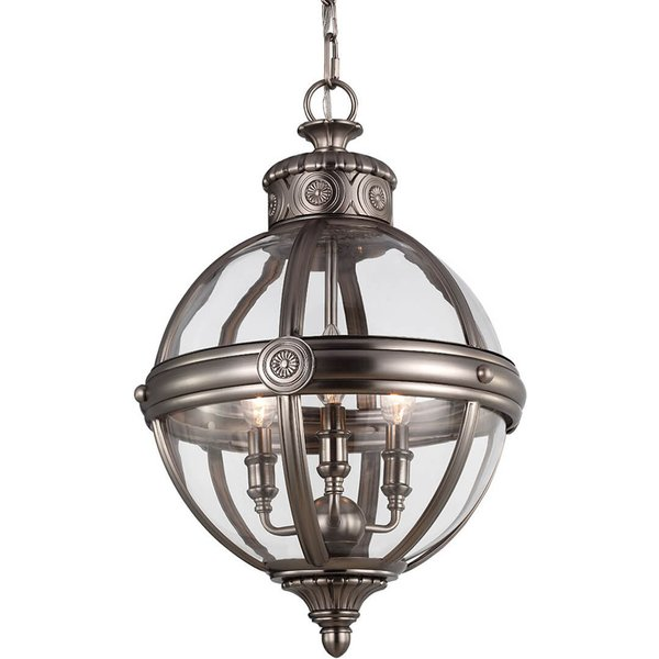 Adams - small incomparable pendant light