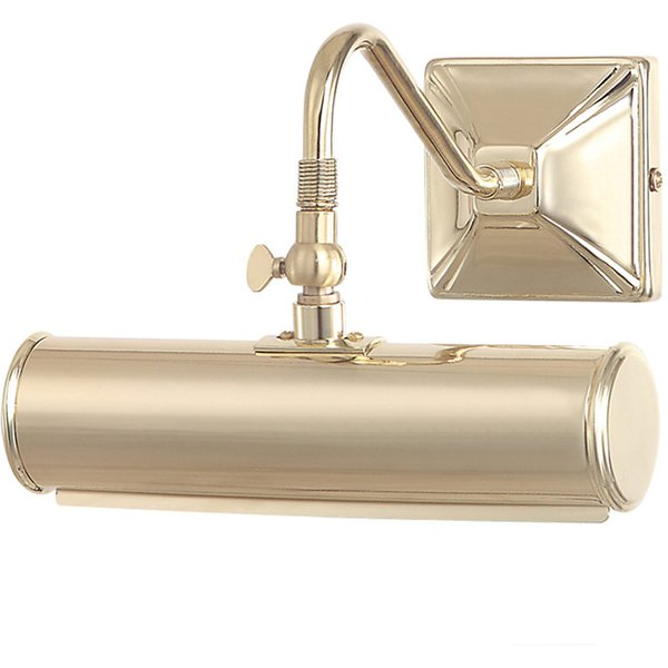 Picture Lights picture light, polished brass 19 cm