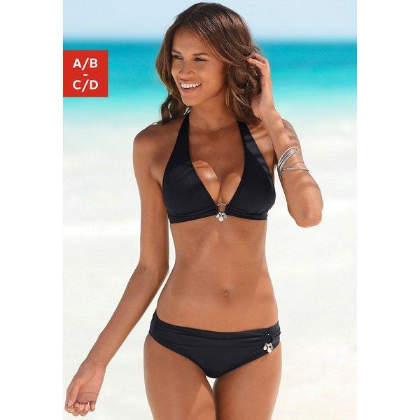 s.Oliver Beachwear Triangel-Bikini mit Accessoires