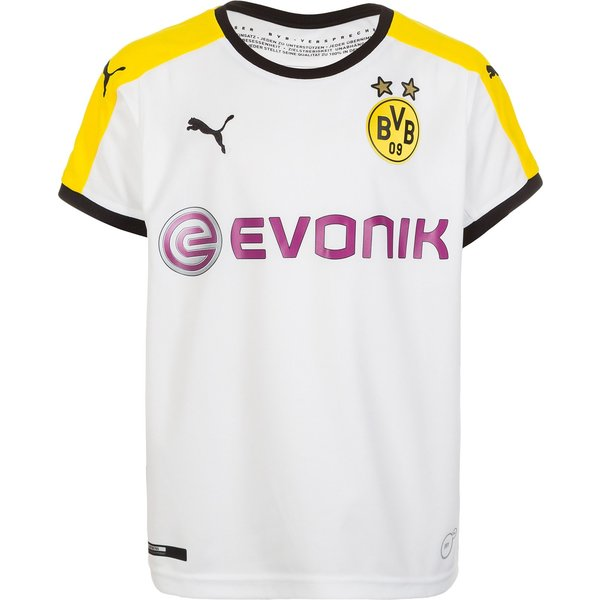 PUMA Borussia Dortmund Trikot 3rd 2015/2017 Kinder