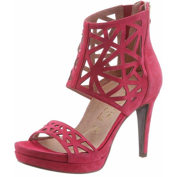 Tamaris Klassische Sandaletten rot Damen Gr. 40