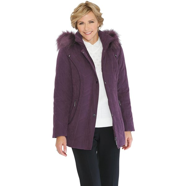 Classic Jacke in funktioneller Micro-Moss-Qualität