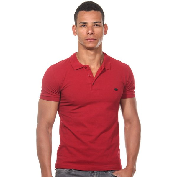 FIOCEO Poloshirt slim fit