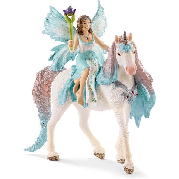 SCHLEICH Eyela avec la princesse Licorne (70569)