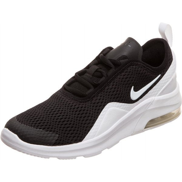 Nike AIR MAX MOTION 2 GRADE SCHOOL girls's Shoes (Trainers) in Black