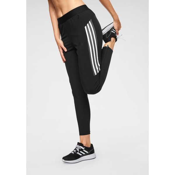 adidas 3-Stripes Woven Pantalon Survêtement Femmes - Noir , Blanc