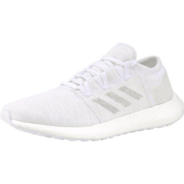adidas PureBOOST GO Laufschuhe Herren in ftwr white, Größe 46 2/3
