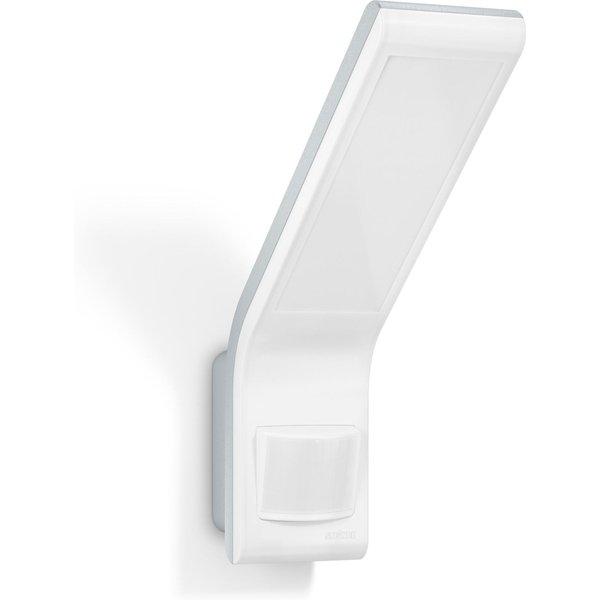 Projecteur extérieur à détecteur blanc xled slim 012069