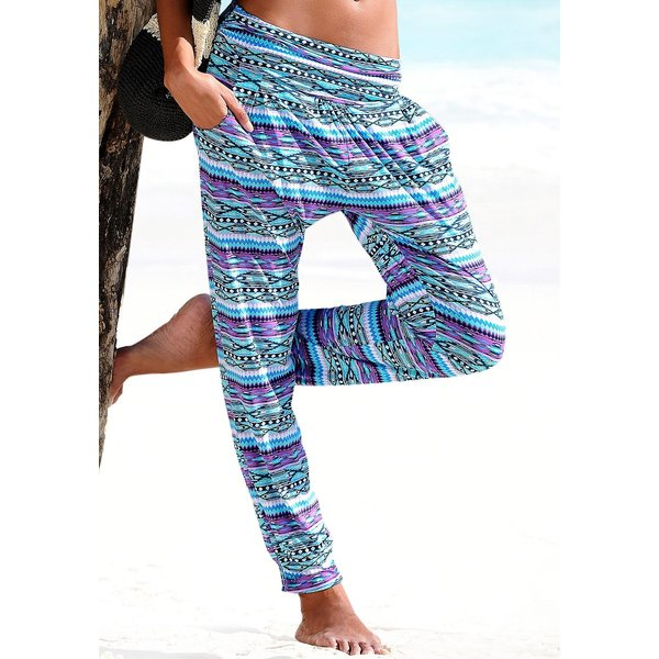 s.Oliver Beachwear Strandhose mit schmaler Form