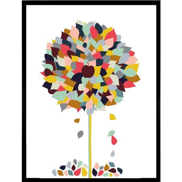 "Home Affaire gerahmter Kunstdruck ""Appletree"" (33x43cm)"