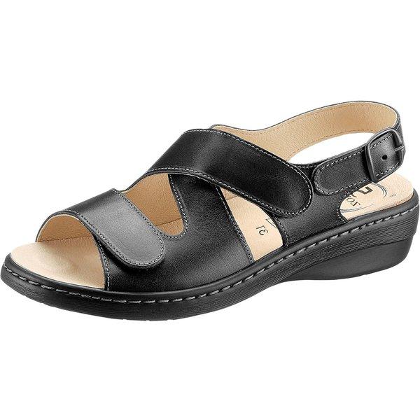 Sandale mit rutschhemmender PUR-Laufsohle