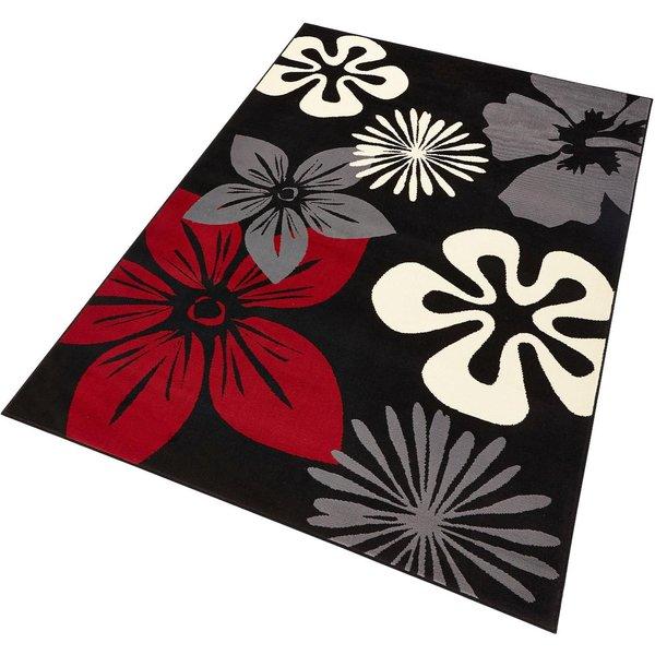 Teppich »Flora«, HANSE Home, rechteckig, Höhe 9 mm