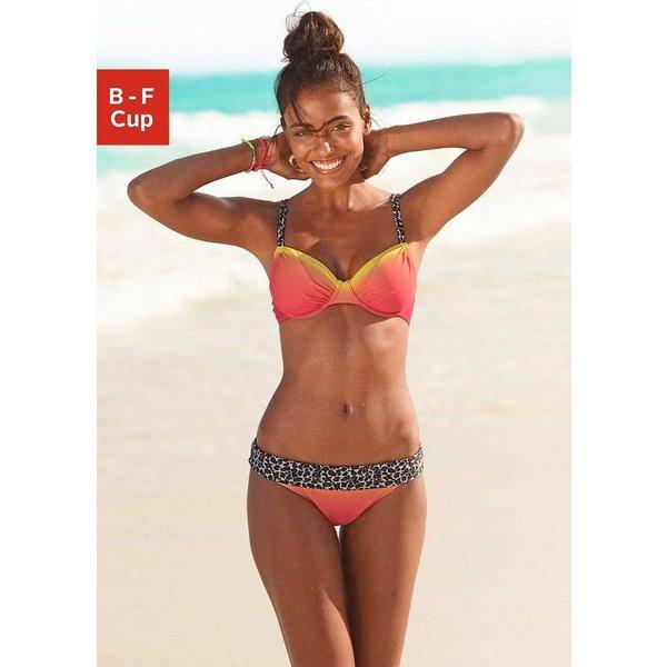 KangaROOS Bügel-Bikini mit trendigen Details im Leoprint