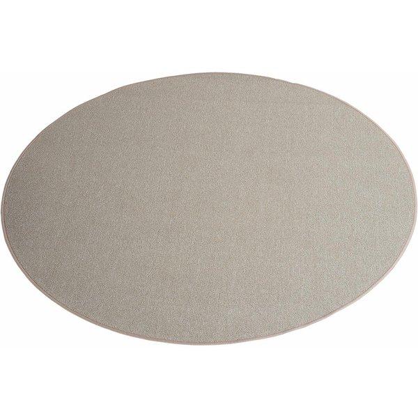 Teppich »Torronto«, Living Line, rund, Höhe 5 mm
