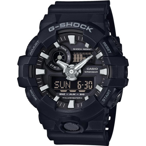 Mens Casio G-Shock Alarm Chronograph Watch (GKF-280)
