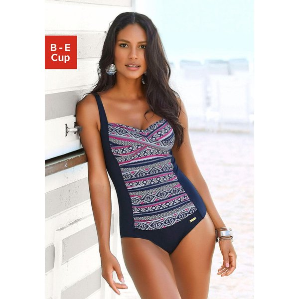 LASCANA Badeanzug »Wintu«, im angesagten Design