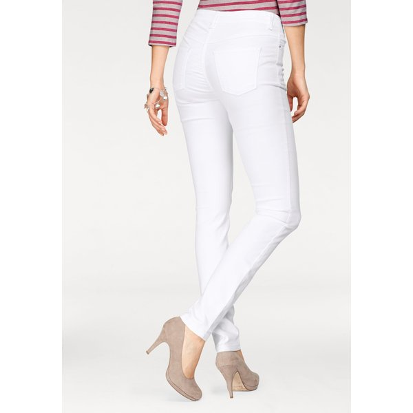 Le jean Dream Skinny Mac blanc taille: 38