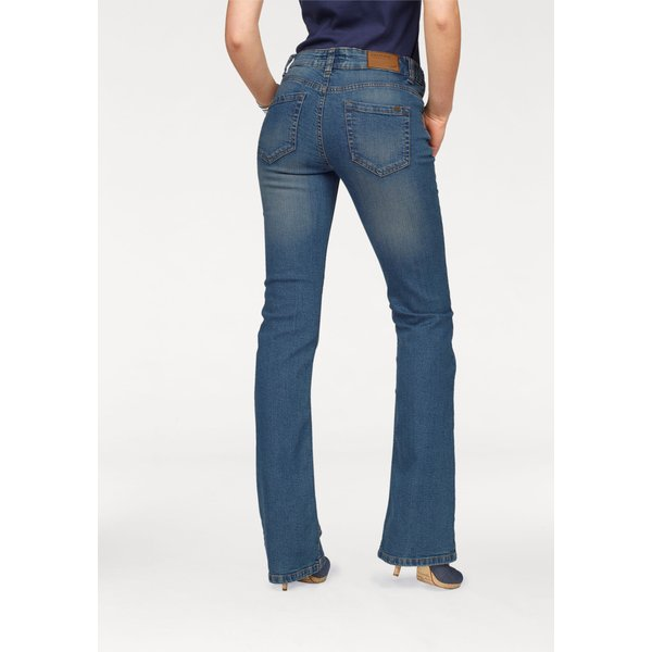 ARIZONA Jeans »Svenja« blue denim