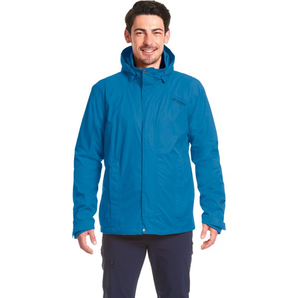 Maier Sports Funktionsjacke »Metor M« mit Packaway Funktion